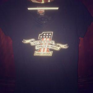 Harley Davidson Kid Rock Limited edition shirt